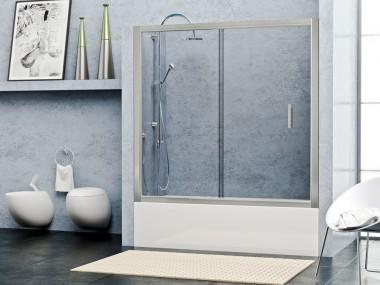 Mampara Baño Diseño Corredera Giles
