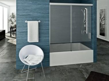 Mampara Baño Diseño Corredera Ganimedes