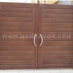 puerta aluminio mampavon