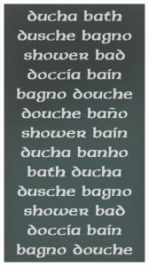 Baños Decorado 32