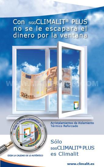 Realice ahorro energetico aislando las ventanas
