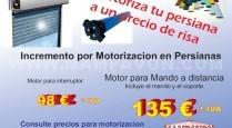 Motoriza tu persiana